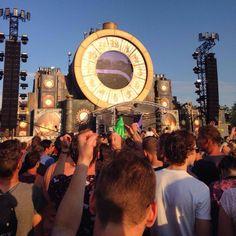 Great Festival in Germany  #parookaville #edm