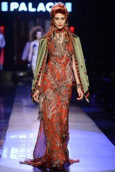 Неделя высокой моды в Париже: Jean Paul Gaultier весна-лето 2016 (Интернет-журнал ETODAY)