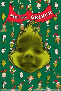 Grinch yourself!