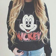 Sweat Mickey.