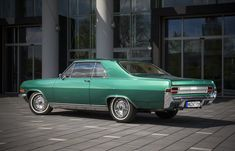 Opel Diplomat Coupe 347 V8
