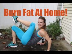 Bodyweight & Dumbbell AMRAP Workout To Burn Fat At Home: Fit For The Holidays Series - YouTube