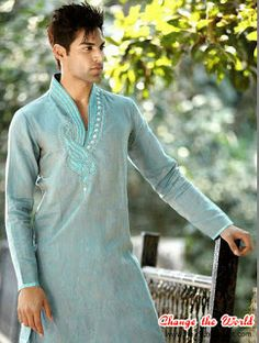 New Summer Indian Pathani Kurta for men 2012 have full dashing embroidery on Stylish kurta. All Indian Kurta have Outstanding look an. Indian Men Fashion, Girl Fashion, Summer Wedding Suits, Wedding Men, Wedding Ideas, Pathani Kurta, Indian Kurta, Pakistani, Indian Groom Wear