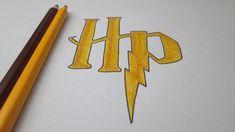 potter harry easy drawings como desenhar dibujos draw desenhos reliquias muerte personajes dibujar lapiz desenho kawaii faceis sketch disegno fofo