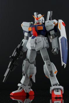RX-178 ガンダムMk-2