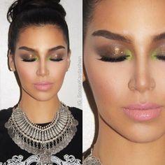 love the small pop of color on the inner eye Flawless Makeup, Gorgeous Makeup, Love Makeup, Makeup Tips, Makeup Looks, Makeup Ideas, Huda Beauty, Beauty Makeup, Hair Makeup