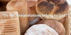 M'Cheyne Bible Reading Plan Meditation for Genesis 40: Joseph's prison ministry to the baker and the cupbearer, and what this story teaches us about Jesus.