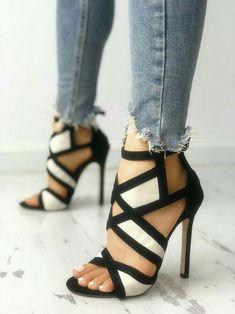 Superbes chaussures pour Femme à adopter cet été Chaussures Femme Été 29a0772b364