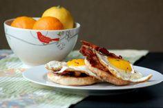 Sunny Side Baconwich