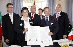 Campania: #Gemellaggio #Piedimonte - #Seligenstadt a ottobre il quinto anniversario (link: http://ift.tt/1U30crK )