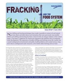 Fracking and Farming Don't Mix