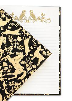 Cristina Re - A5 Hard Cover Carnival Gold