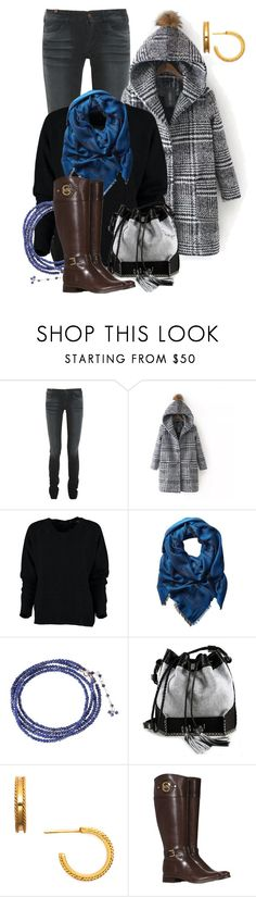 """""""Untitled #2058"""" by anfernee-131 ❤ liked on Polyvore featuring Notify, Alexander McQueen, Carianne Moore and Michael Kors"""