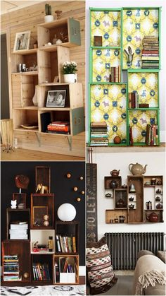 New Uses For Old Drawers // Live Simply by Annie
