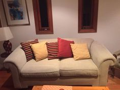 2 x Sofas in perfect condition