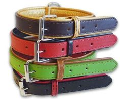 Leather Cat Collars