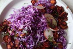 Rödkålssallad, så gott och så nyttigt! Cabbage, Vegetables, Pantry, Food, Green, Pantry Room, Butler Pantry, Larder Storage, Essen