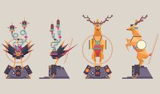 Adventures of Poco Eco - Lost Sounds on Behance