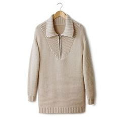 Pull col camionneur La Redoute Collections - Pull, gilet, sweat