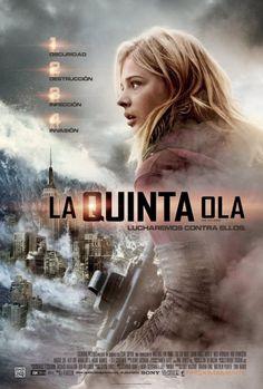 Póster de La Quinta Ola (The Fifth Wave)