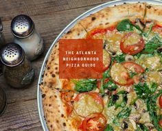 The Best Pizza Spot in 12 Different Atlanta 'Hoods