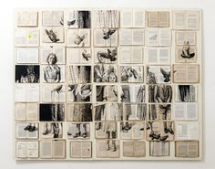 Ekaterina Panikanova's Paintings on Books: JuxtapozEkaterina00.jpg
