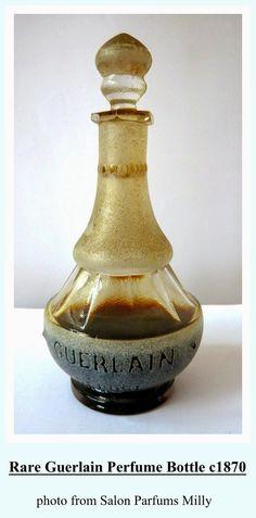 Guerlain Perfumes: Rare Guerlain Perfume Bottle Fetches 45,600 Euros