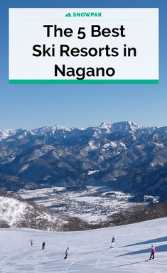 Here is our list of the best ski resorts in Nagano as rated by local skiers. Read about what each resort is known for along with all its pros and cons! Check out which resorts made our cut. Snowboarding In Japan, Top Ski, Best Ski Resorts, Skiers, Nagano, East Coast, Check