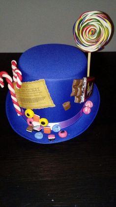 Willy wonka hat
