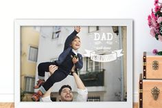 WICdesign | stationery & gifts: Dia do Pai: um presente especial. Father's Day | Poster design