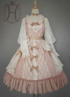 Henrietta -Lilibeth- Lolita OP Dress