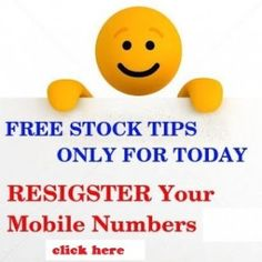 Free Stock Market Tips for Intraday Cash Call F&O Call