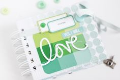 Love by all_that_scrapbooking at @studio_calico