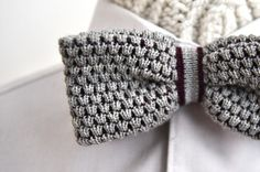 Bow Ties A/W 2011 by Amy Lawrence, via Behance