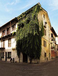 Un angolo di Cuneo #cities #piemonte #italy #provinciadicuneo