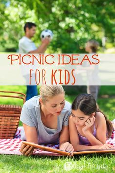 Picnics are a great way to spend some time with your family. Here are fun picnic ideas for kids even if it is a rainy day!