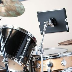 Fancy - Rock Solid Pro Drum Kit for iPad or Galaxy Tablet