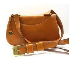 cab84a0bf6c26 Goldpfeil Tasche   Schultertasche Vintage   von ZeitepochenShop Mode Für  Frauen