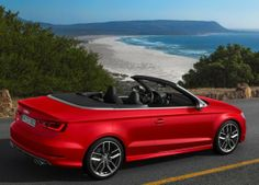 2015 Audi S3 Cabriolet Side Images 600x431 2015 Audi S3 Cabriolet Full Review
