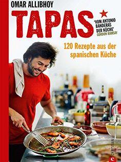 Tapas Rezepte für eine reich gedeckte Tafel: 120 Rezepte aus der spanischen Küche. Snacks, Fingerfood, spanische Antipasti, kleine und größere Gerichte für den perfekten Abend. So schmeckt Spanien! - http://kostenlose-ebooks.1pic4u.com/2014/10/22/tapas-rezepte-fuer-eine-reich-gedeckte-tafel-120-rezepte-aus-der-spanischen-kueche-snacks-fingerfood-spanische-antipasti-kleine-und-groessere-gerichte-fuer-den-perfekten-abend-so-schmeckt-spanie/