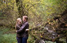 A Yorkshire Dales farm engagement shoot in the autumn | Photography by www.colinmurdochstudio.com