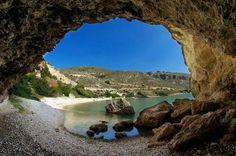 Farsa beach Kefalonia