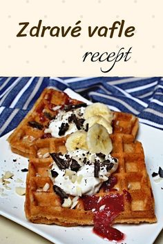 What To Cook, Sweet Recipes, Waffles, Low Carb, Cooking, Breakfast, Food, Kitchen, Morning Coffee