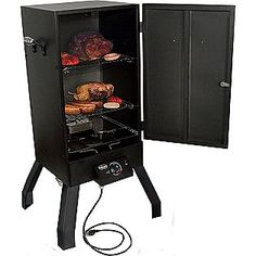 Cookmaster Electric Smoker- Masterbuilt