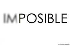 ALL IS POSSIBLE IN JESUS