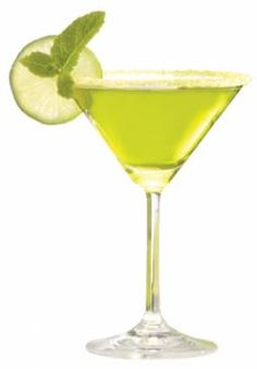 Apple Martini:  Ingredients  0.75 oz. Stirrings® Apple Liqueur  0.25 oz. Stirrings® Ginger Liqueur  1 oz. Crown Royal® XR  0.5 oz. fresh lime juice    Directions  Combine all the ingredients in a shaker with ice, shake well and strain into a well chilled martini glass. Garnish with lime.