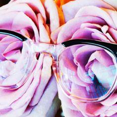 .. seeing roses ..