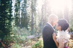 Chad and Amy - Married in Sequoia National Park (Wuksachi Lodge) — Dez and Tam Photography Colorado Springs, Sequoia National Park, National Parks, Camp Wedding, Wedding Ideas, Las Vegas, Redwood Wedding, Winter Holidays, Savannah