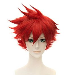 Cosplaygalaxy Touken Ranbu Aizen Kunitoshi Cosplay Wig -- You can get additional details at the image link.