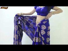 Lehenga Saree, Bollywood Saree, Mysore Silk Saree, Silk Sarees, Cotton Saree, Cotton Silk, How To Wear A Sari, Saree Wearing, South Indian Sarees